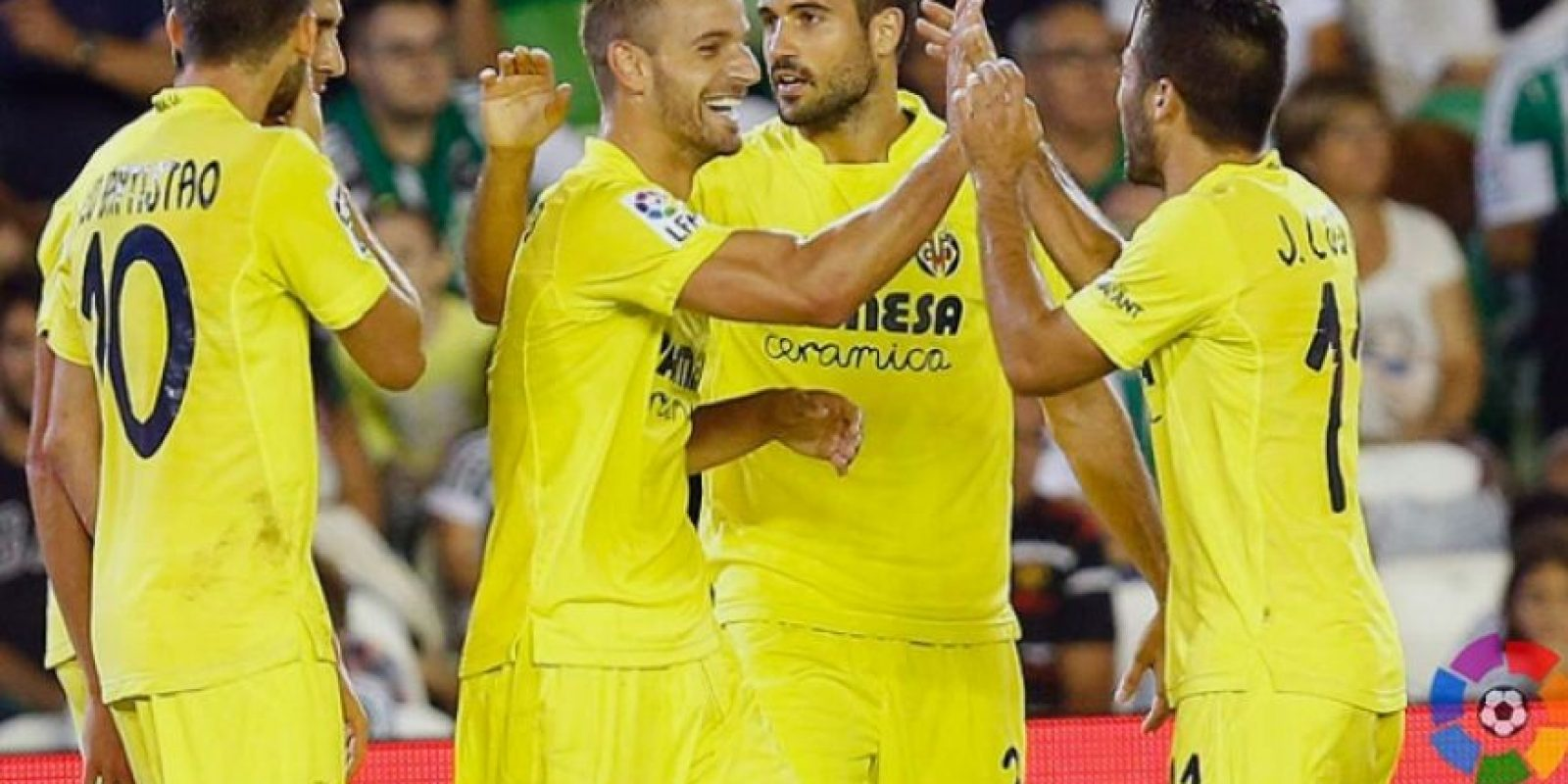 Real Betis 1-1 Villarreal CF Foto:villarrealfc.com
