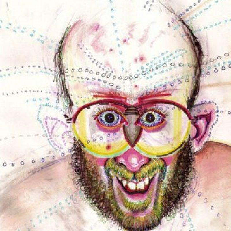 Hongos alucinógenos Foto: Bryan Lewis Saunders