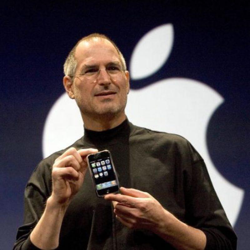 Fundador de Apple. Foto:Getty Images