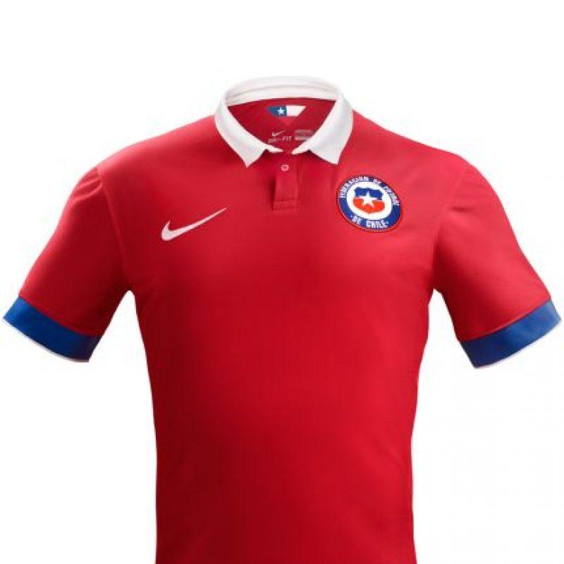 11. Chile (Nike) Foto:Nike