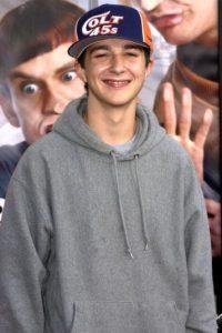 "Estuvo en la serie juvenil ""Even Stevens"". Foto:vía Getty Images"