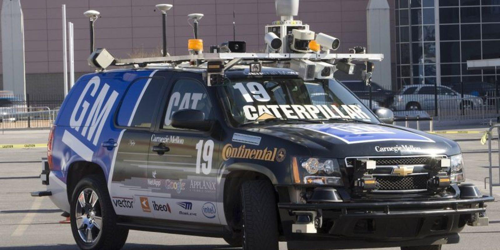 Su automóvil funcionaba con ondas de radio Foto:Getty Images
