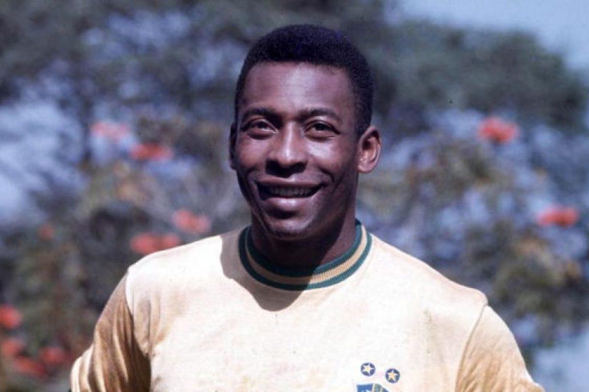 15. Pelé (Brasil) Foto:Getty ImagesGetty Images