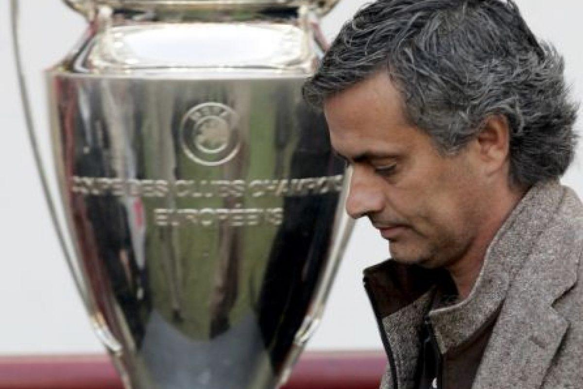 """A nivel internacional no consiguió ganar la Champions con los """"blues"""" Foto:Getty Images"""