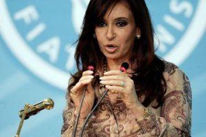 Cristina Fernández (2008) Foto:Getty Images