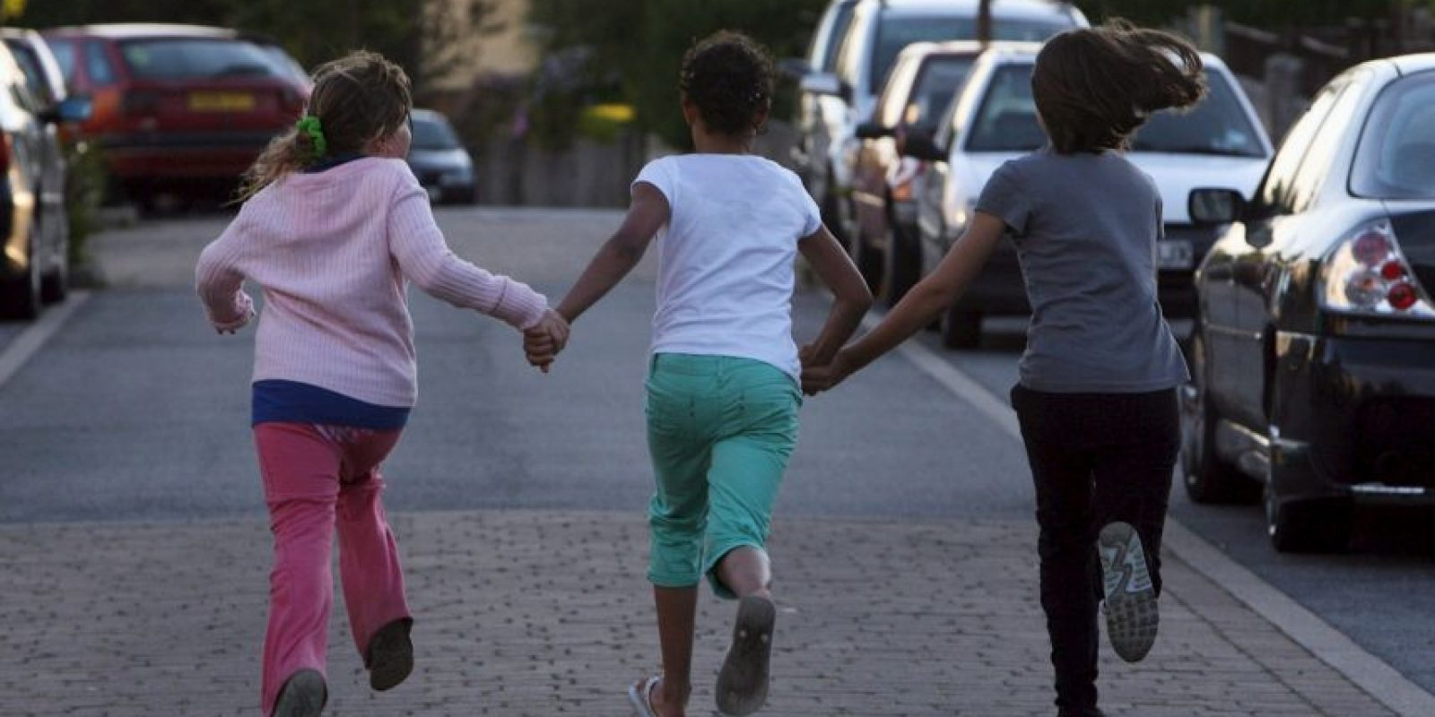 Una niña de cinco años salvó la vida de sus hermanos mientras su casa se incendiaba Foto:Getty Images