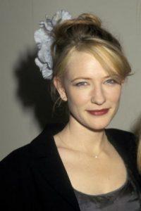 Cate Blanchett tiene 46 años. Foto:vía Getty Images