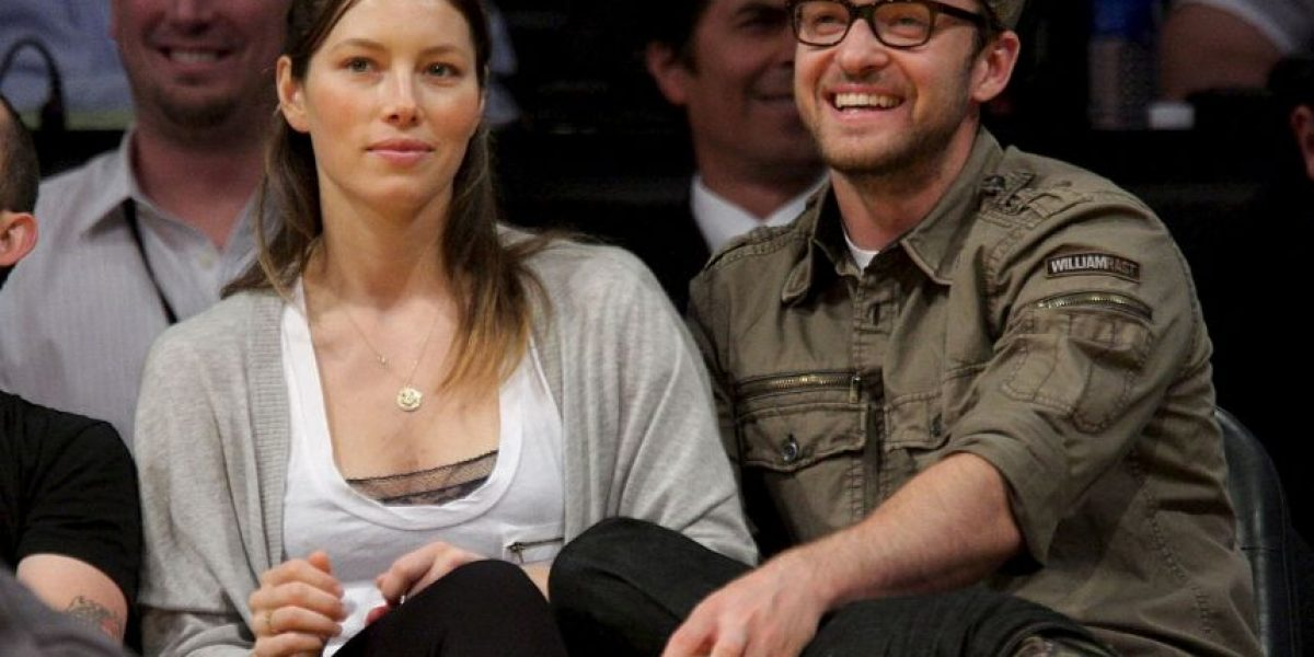 Justin Timberlake presentó al pequeño Silas