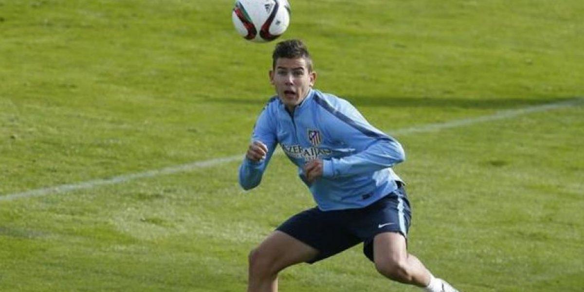 Lucas Hernández seguirá en el Atlético de Madrid hasta 2019