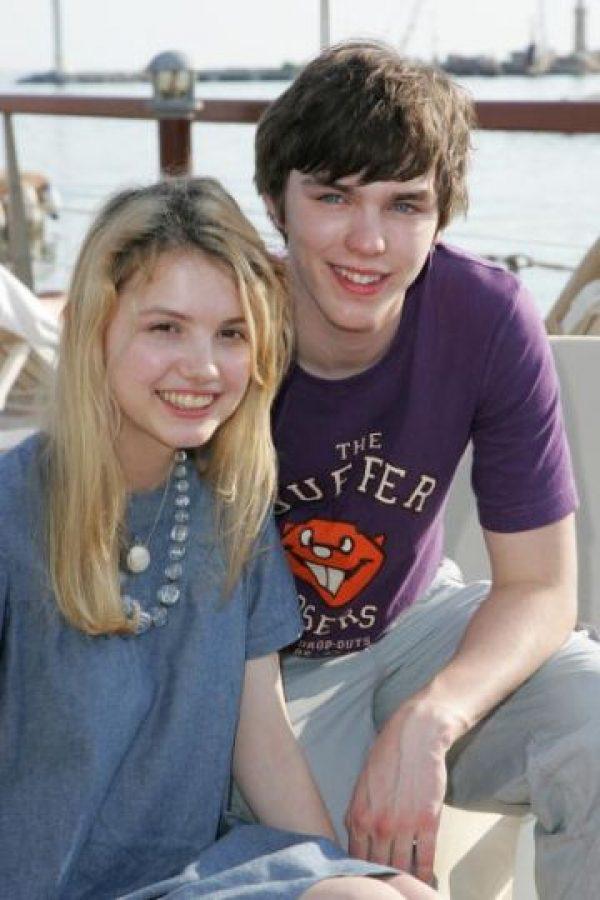 """Pero volvió a ser popular al protagonizar la serie sobre jóvenes conflictivos, """"Skins"""". Foto:vía Getty Images"""