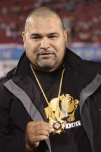 1. José Luis Chilavert Foto: Getty Images