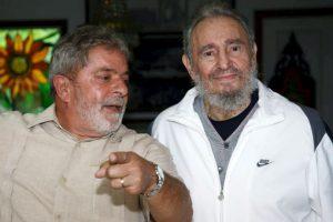 Padre: Ángel Castro, un acaudalado terrateniente español. Foto:Getty Images