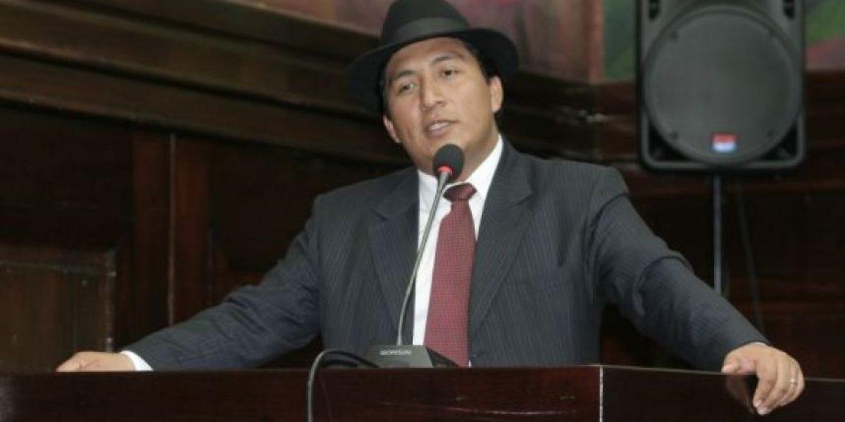 Denuncia contra presidente está en el juzgado séptimo penal