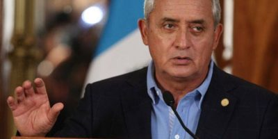 Los 4 temas que no habló el presidente Otto Pérez en su mensaje televisado