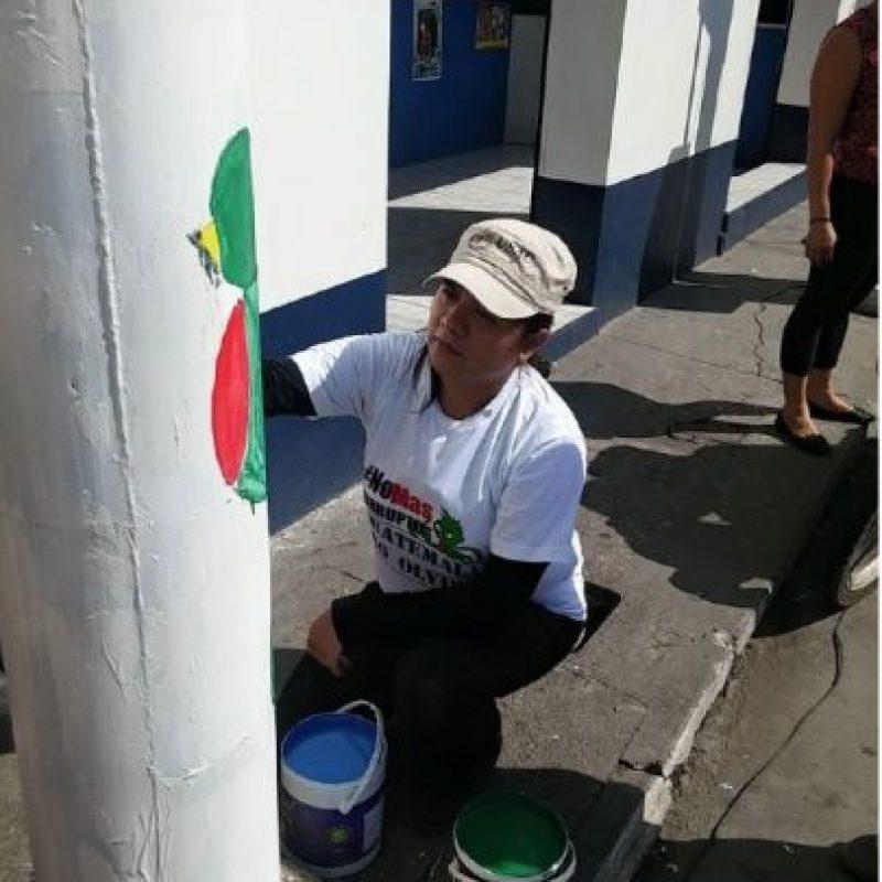 Foto:Facebook Guatemala Basta Ya