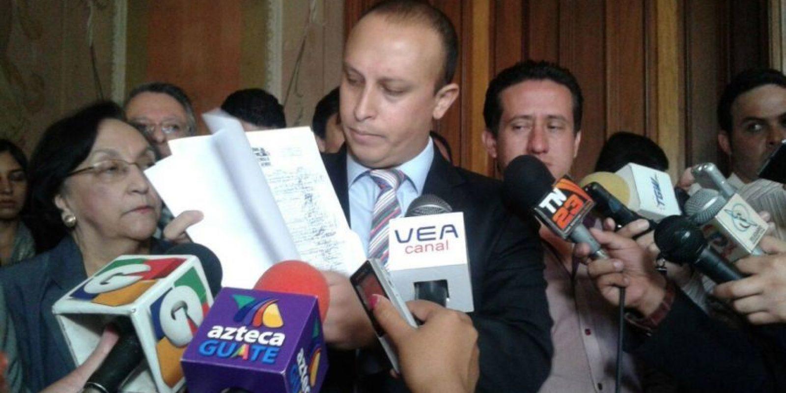 Foto:Facebook Jóvenes por Guatemala