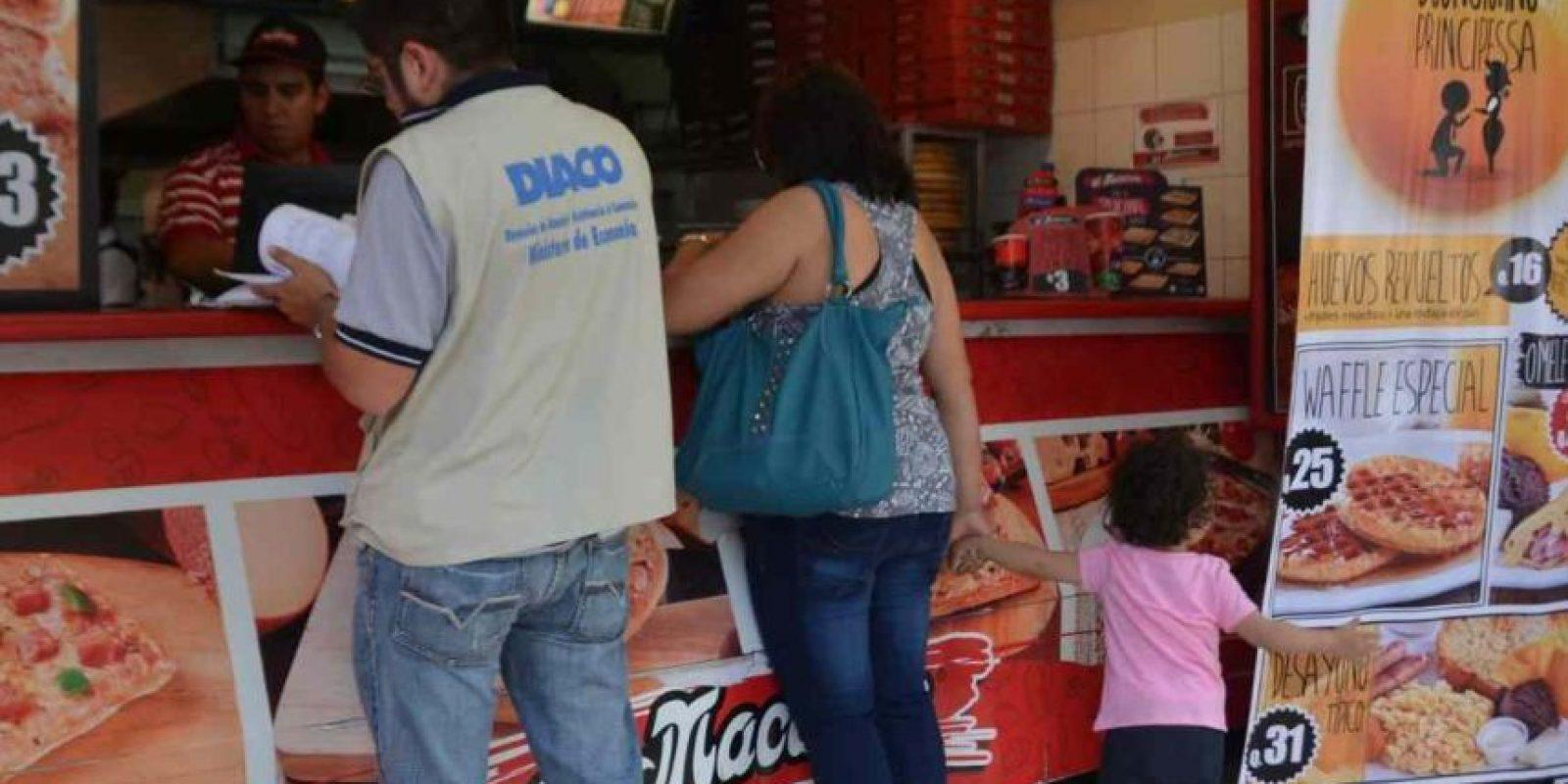 Inspecciones Foto:DIACO