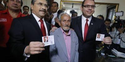 Líder: Manuel Baldizón y Edgar Barquín Foto:Publinews