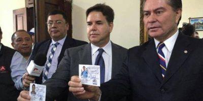 UCN: Mario Estrada y Roberto Díaz-Durán Foto:Publinews