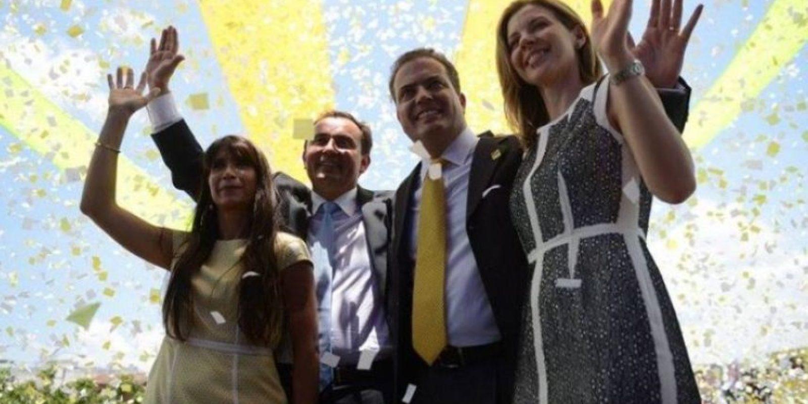 Creo-Unionista: Roberto González y Rodolfo Neutze Foto:Publinews