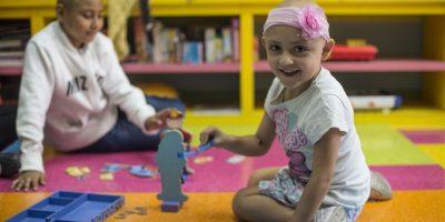 Ayuda que se convierte en vida para los niños