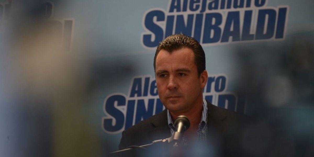 Sinbaldi afirma que ya tomó una decisión y que pronto la revelará