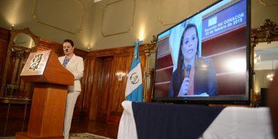 Baldetti dice que no tiene por qué renunciar, pero los guatemaltecos dicen lo contrario