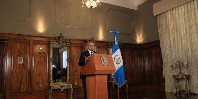 Pérez le responde al Cedecom y a Menchú tras nuevas peticiones de renuncia