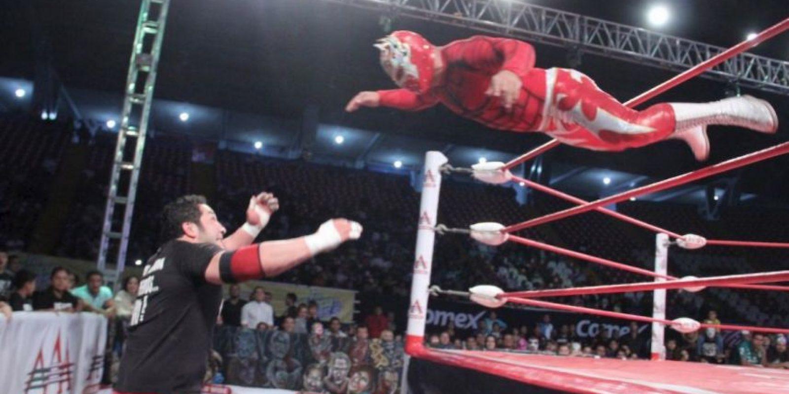 Ante de ellos, la última coincidencia fue el deceso del Hijo del Perro Aguayo. Foto:Vía Lucha Libre Triple A