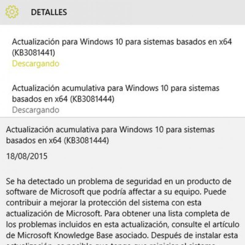 Foto:Windows Update