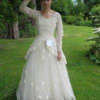 El vestido se cotizó. Foto:vía eBay