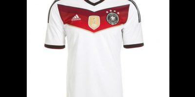 4. Alemania (Adidas) Foto:Adidas