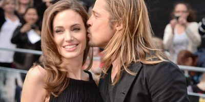 Brad Pitt y Angelina Jolie adoptarán a un niño sirio