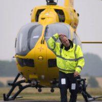 El príncipe William regresó a trabajar recientemente. Foto:AP