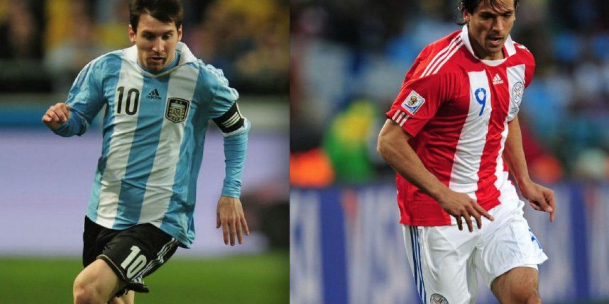 EN VIVO: Argentina vs. Paraguay, la albiceleste buscando la Copa América