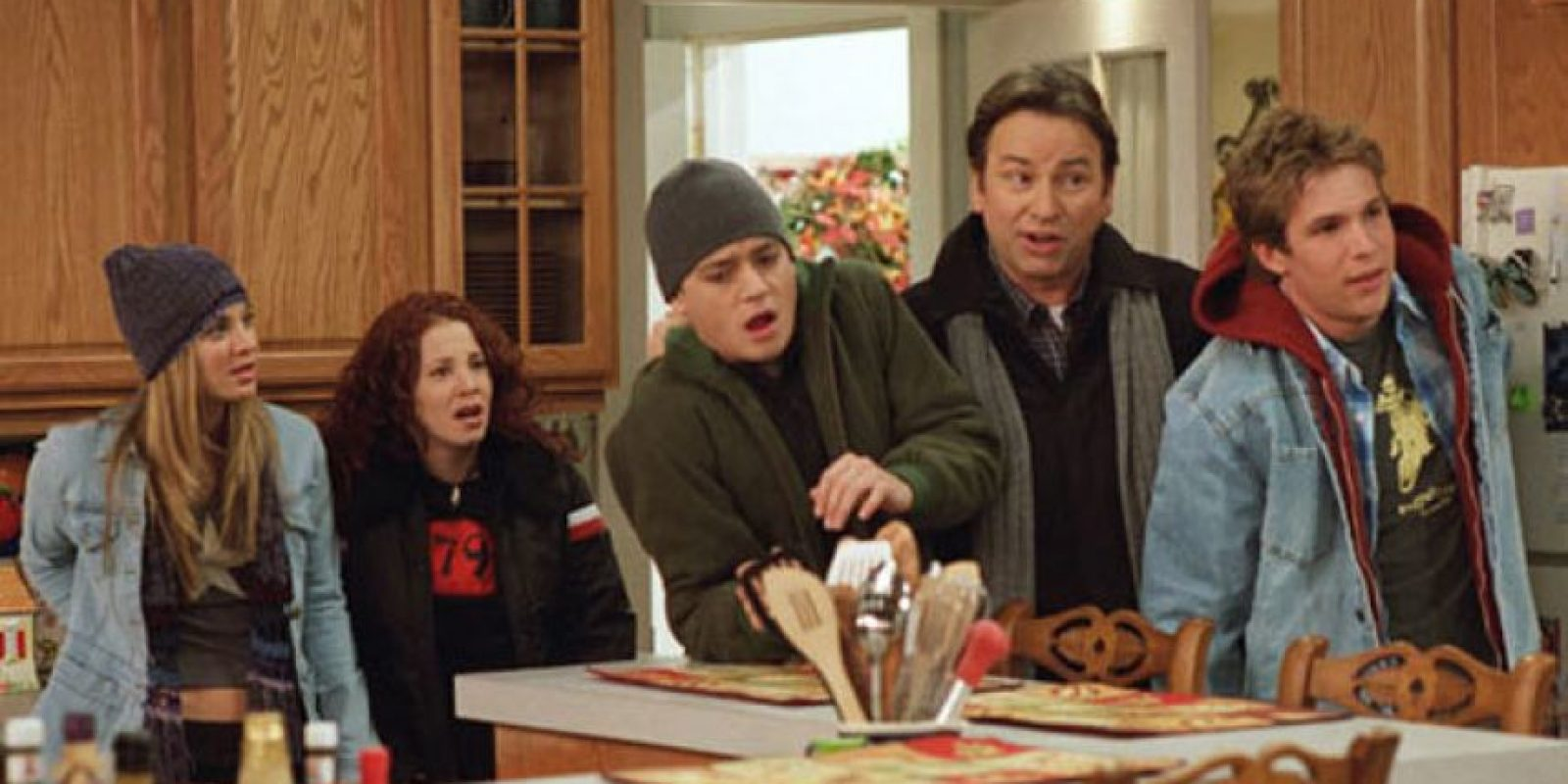 John Ritter en 8 simple rules for dating my teenage daugher Foto: Agencias
