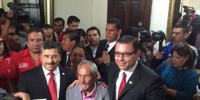 Ministerio Público presenta antejuicio en contra de Manuel Baldizón