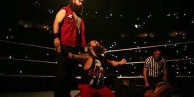 The Wyatt Family, integrada por Brat Wyatt y Luke Harper Foto:WWE