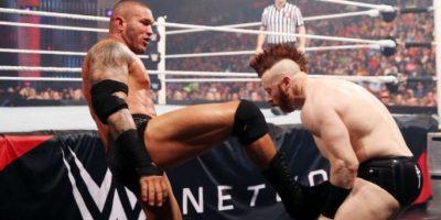 Randy Orton se medirá con Sheamus Foto:WWE