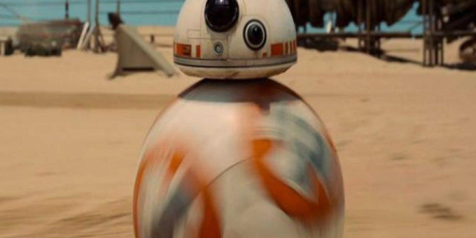 """Apareció en el primer avance de la película """"Episode VII: The Force Awakens"""" Foto:LucasFilm"""
