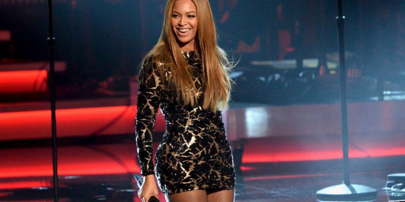 Beyoncé se colocó este año en el número 21 Foto:Getty Images