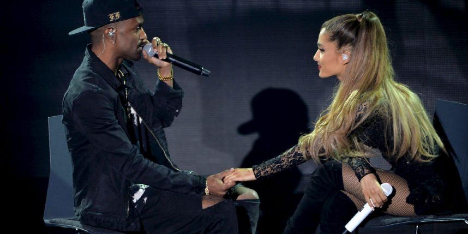 Ariana y Sean eran una de las parejas más estables de la farándula. Foto:Getty Images