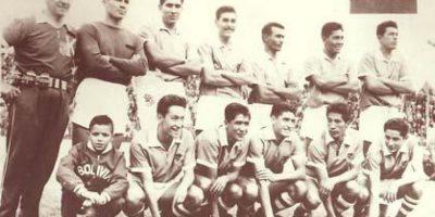 En los 60, Bolivia se coronó en la Copa América de 1967.