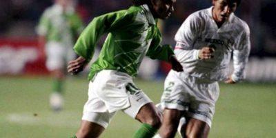 """Se han enfrentado en dos ocasiones con saldo de un empate y una victoria para la """"Verde"""" Foto:Getty Images"""