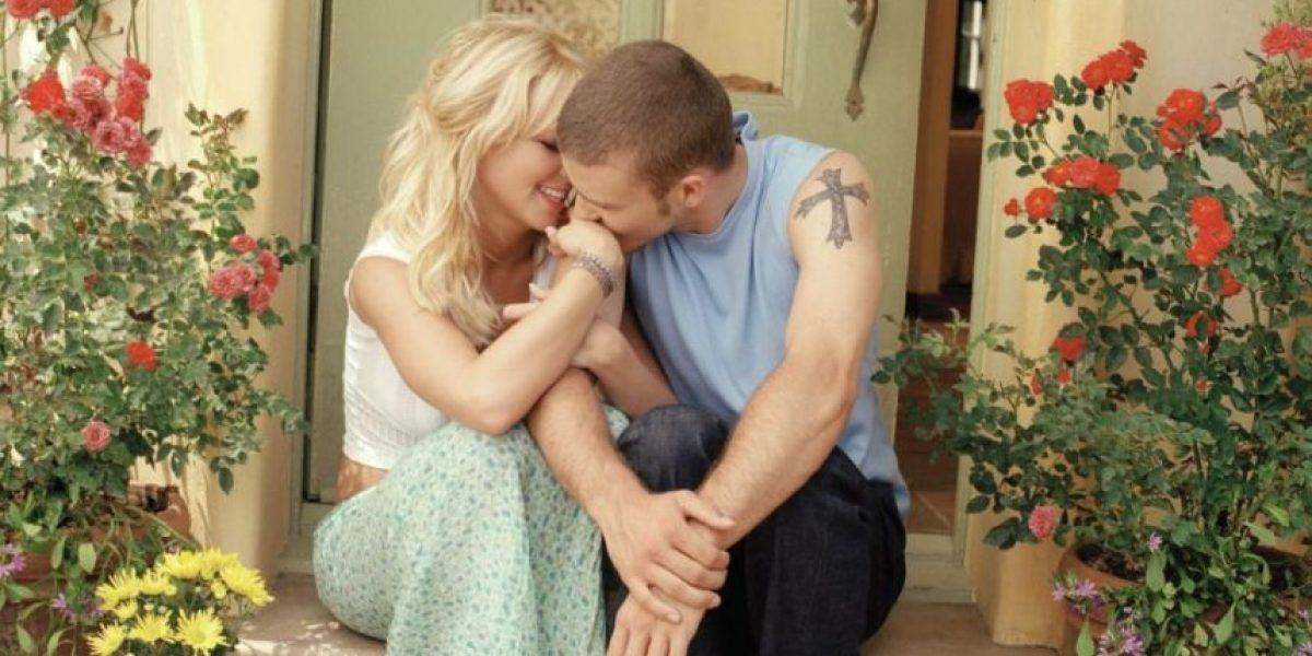 FOTOS. La sesión fotográfica de Britney y Justin que nadie había visto