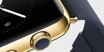 Enseguida pueden conocer cuánto cuesta en realidad un Apple Watch de 38mm. Foto:Apple