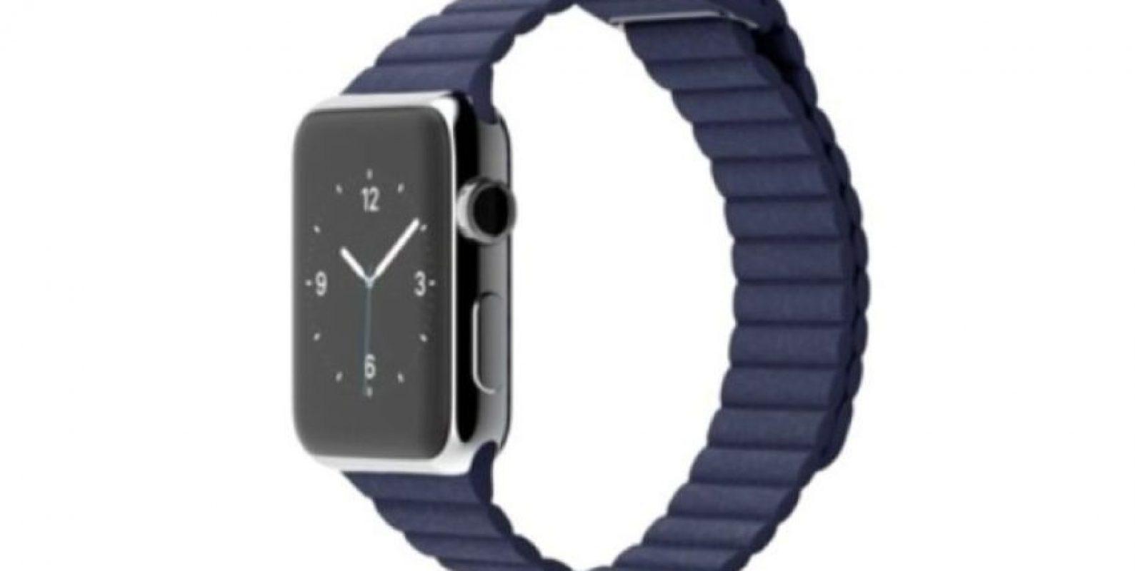 Interrumptores, pulseras y otros aditamentos mecánicos cuestan 16.50 dólares. Foto:Apple