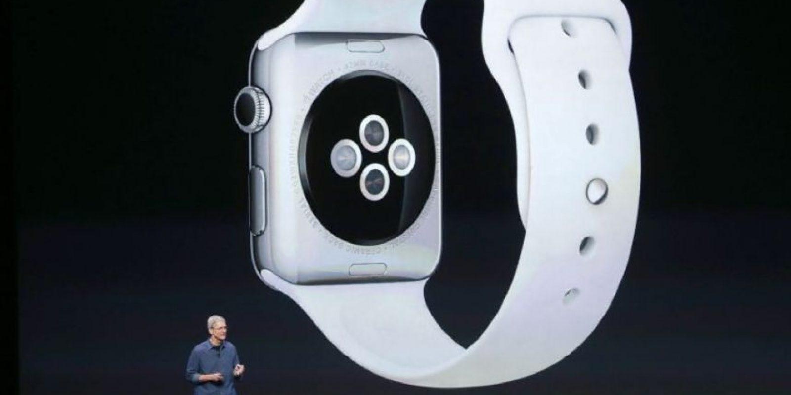 El administrador de la batería cuesta 5.50 dólares. Foto:Apple