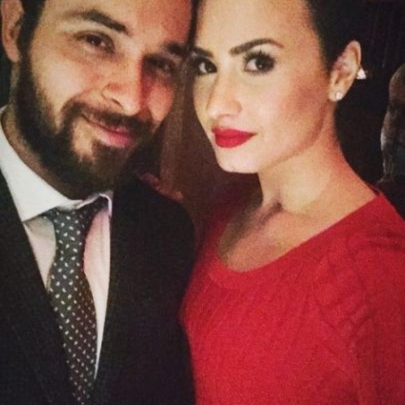Además de que Demi últimamente se refiere a Wilmer como su futuro marido. Foto:Instagram/DemiLovato