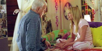 """Interpretó a """"Lorraine Baker"""", la adolescente de la familia que no le gusta usar la ropa de su hermana mayor. Foto:IMDB"""